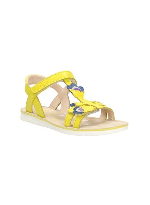 Clarks Sandalet Sarı
